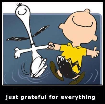 just gratefull